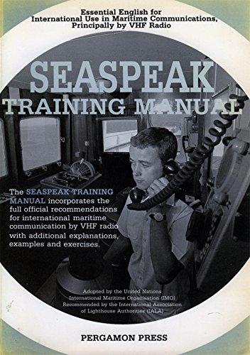 9780080315553: Seaspeak Training Manual: Essential English for International Maritime Use