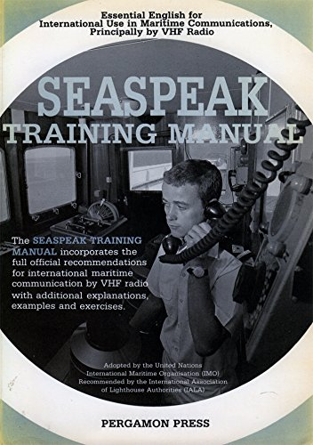 9780080315553: Seaspeak Training Manual: Essential English for International Maritime Use