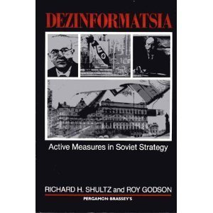 9780080315737: Dezinformatsia: Active Measures in Soviet Strategy