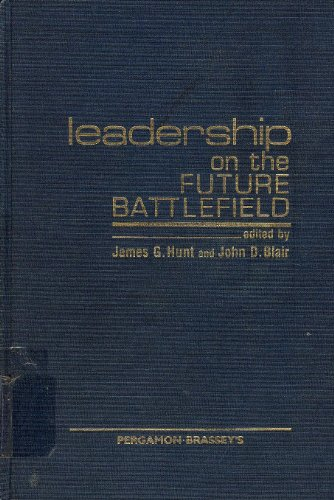 9780080316215: Leadership on the Future Battlefield