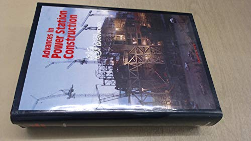 9780080316772: Advances in Power Station Construction