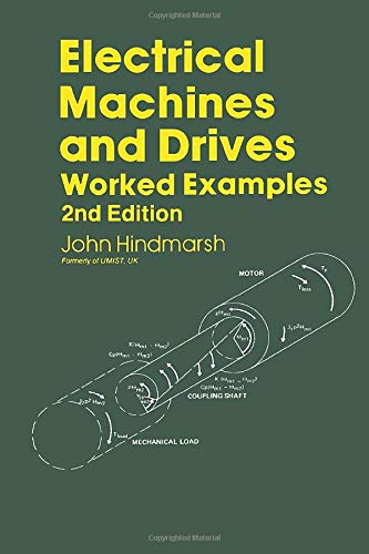 9780080316857: Electrical Machines and Drives: Worked Examples (Applied Electricity & Electronics)