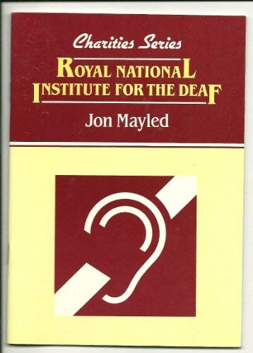 9780080317632: Royal National Institute for the Deaf (Charities)
