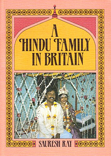 9780080317830: A Hindu Family in Britain (Families & faiths)