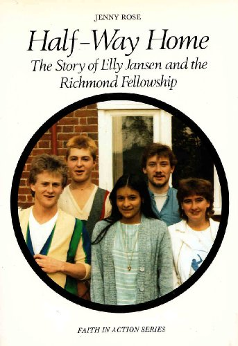 9780080317892: Half-way Home: Story of Elly Jansen and the Richmond Fellowship (Faith in Action)