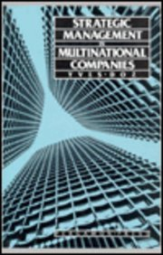 9780080318073: Strategic Management in Multinational Companies