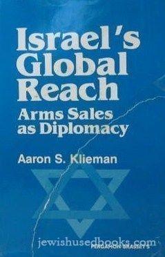 9780080319247: Israel's Global Reach: Arms Sales As Diplomacy