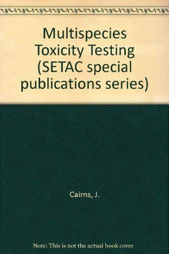 Multispecies Toxicity Testing.
