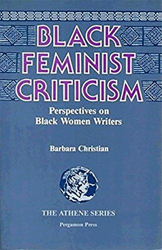 9780080319568: Black Feminist Criticism: Perspectives on Black Women Writers (Athene)