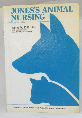 9780080319834: Jone's Animal Nursing
