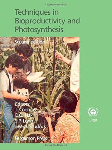 9780080319995: Techniques in bioproductivity and photosynthesis (Pergamon international library of science, technology, engineering, and social studies)