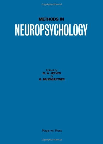 9780080320267: Methods in Neuropsychology
