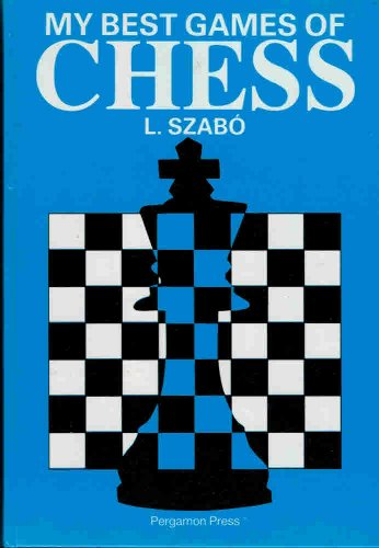 9780080320342: My Best Games of Chess (Cadogan Chess Books)