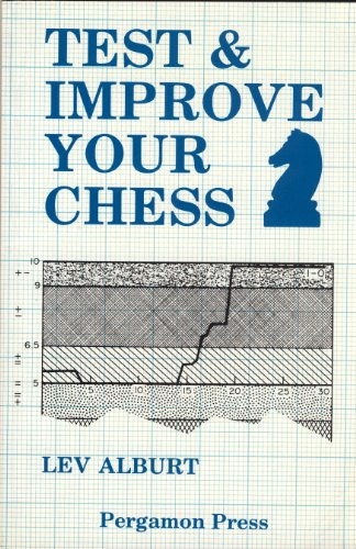 9780080320427: Test and Improve Your Chess: Numerical Evaluation and Other Improvement Techniques (Pergamon Chess Series)