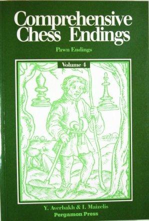 Comprehensive Chess Endings: Pawn Endings: Averbakh, Yuri