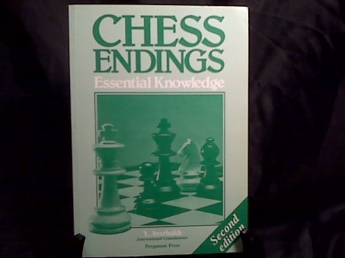 9780080320458: Chess Endings: Essential Knowledge