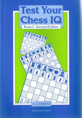 9780080320717: Test Your Chess Iq/Book 2