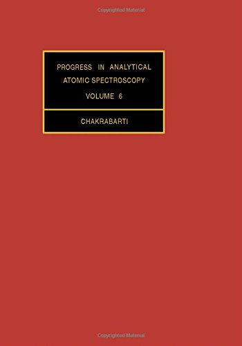 9780080323077: Progress in Analytical Atomic Spectroscopy