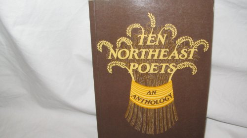 9780080324319: Ten Northeast Poets
