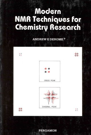 9780080325132: Modern Nmr Techniques for Chemistry Research (Tetrahedron Organic Chemistry)