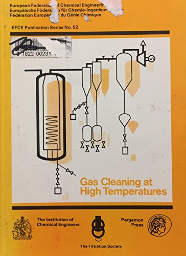 9780080326450: Gas Cleaning at High Temperatures (EFCE event)