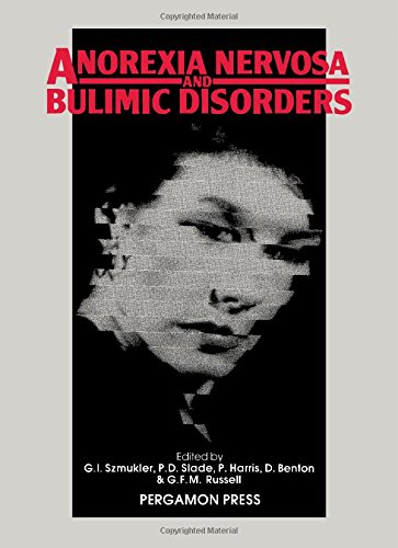9780080327044: Anorexia Nervosa and Bulimic Disorders: Current Perspectives - Conference Proceedings