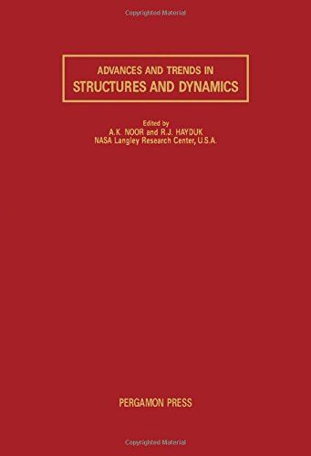 9780080327891: Advances and Trends In Structures and Dynami