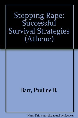 9780080328140: Stopping Rape: Successful Survival Strategies (Athene)