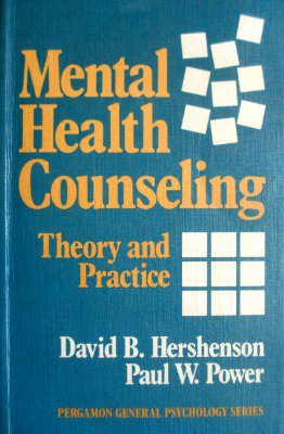 9780080331461: Mental Health Counselling (General Psychology)