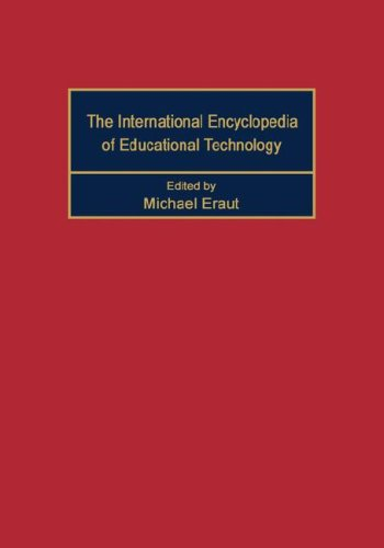9780080334097: INT ENCYCLO OF EDUCATION TECHNOLOGY (Advances in Education)