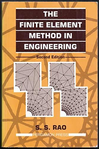 9780080334196: Finite Element Method in Engineering