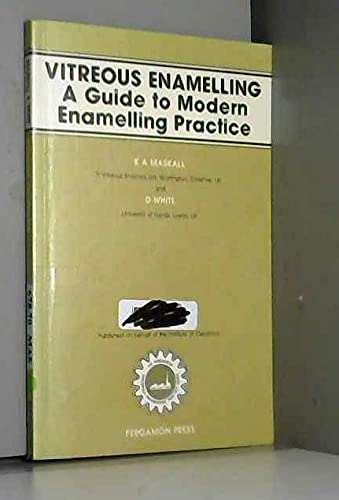 9780080334295: Vitreous Enamelling (Materials Engineering Practice)