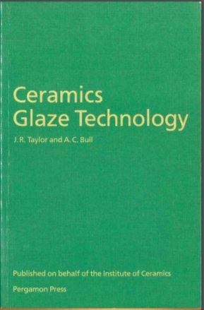 9780080334660: Ceramics Glaze Technology