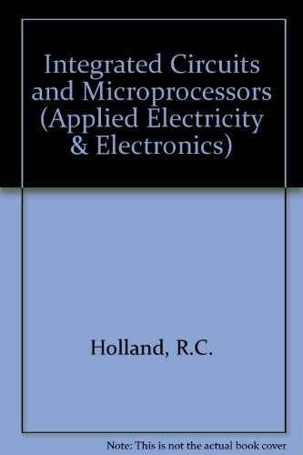 9780080334714: Integrated Circuits & Microprocessors (Applied Electricity and Electronics)