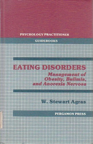 9780080336466: Eating Disorders (Psychology practitioner guidebooks)