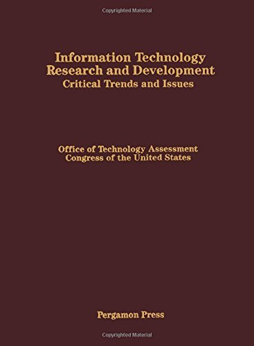 9780080336480: Information Technology Research and Development