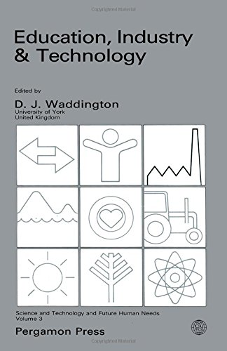 9780080339139: Education, Industry and Technology (Science and Technology Education and Future Human Needs)