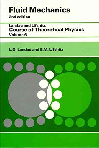9780080339320: Fluid Mechanics (Course of Theoretical Physics) (English and Russian Edition)