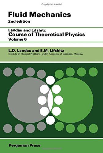 9780080339337: Fluid Mechanics: Vol 6 (Course of Theoretical Physics)