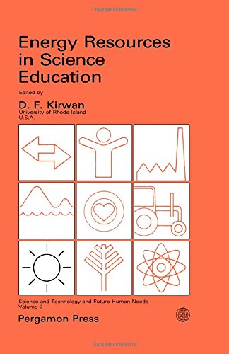 9780080339504: Energy Resources in Science Education (Science and Technology Education and Future Human Needs)