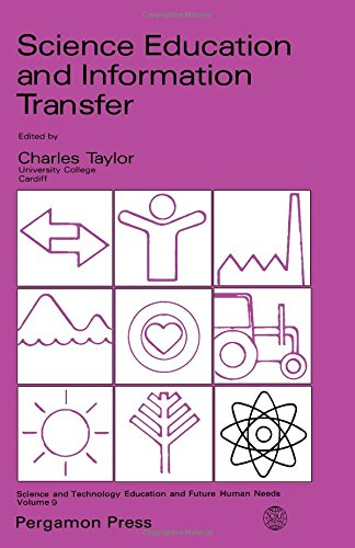 9780080339542: Science Education and Information Transfer (Science and Technology Education and Future Human Needs)