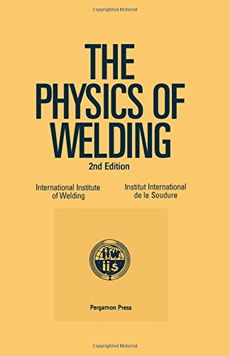 9780080340760: The Physics of Welding (Materials Science & Technology Monographs)