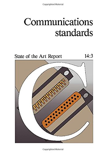 9780080340920: Communications Standards, No 3 (States of the Art Report, Vol 14)