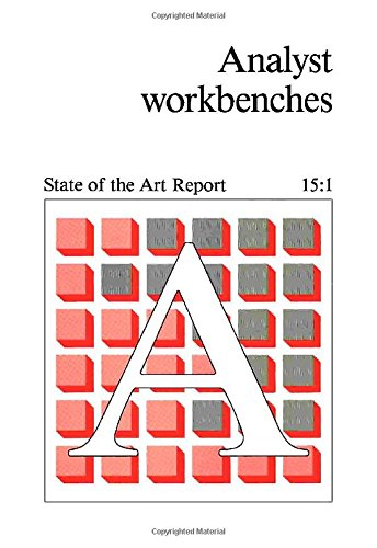 9780080341118: Analyst Workbenches State of the art report 15:1