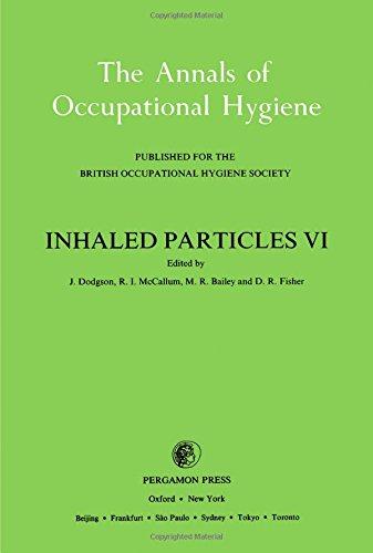 9780080341859: Inhaled Particles: Suppt.Ed.J.Dodgson, etc 6th: International Symposium Proceedings