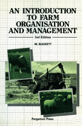 9780080342023: An Introduction to Farm Organisation & Management