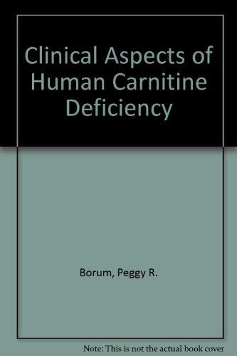 9780080342207: Clinical Aspects of Human Carnitine Deficiency