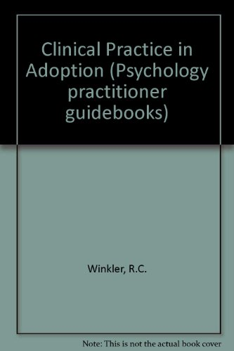 9780080342221: Clinical Practice in Adoption (Psychology practitioner guidebooks)