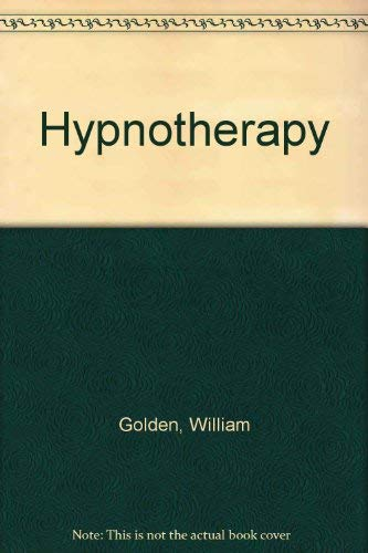 9780080343037: Hypnotherapy (Psychology practitioner guidebooks)