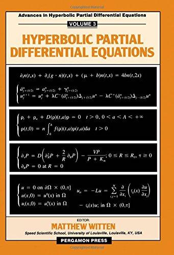 9780080343136: Hyperbolic Partial Differential Equations: v. 3